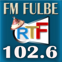 Logo of radio station FULBE FM