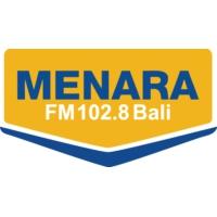 Logo of radio station Menara 102.8 FM Bali