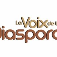Logo of radio station La Voix de la Diaspora Radio