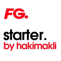 Logo of radio station FG STARTER FG by Hakimakli