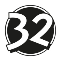 Logo of radio station Radio 32 - Oldies but Goldies
