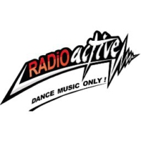 Logo of radio station RADIOactive