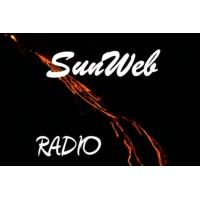 Logo of radio station SunWeb Radio