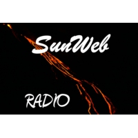 Logo of radio station SunWeb Radio