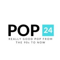 Logo de la radio POP 24