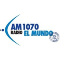 Logo de la radio LR1 El Mundo 1070 AM
