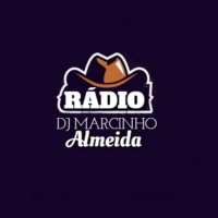 Logo of radio station Rádio DJ Marcinho Almeida