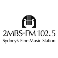 Logo of radio station 2MBS FM