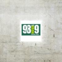 Logo of radio station Radio Nova 98.9 FM