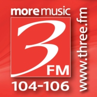 Logo of radio station 3FM 104-106