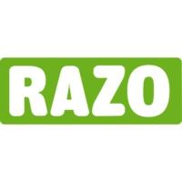 Logo of radio station RAZO