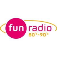 Logo of radio station Fun Rádio 80 90