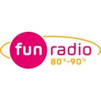 Logo de la radio Fun Rádio 80 90