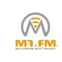 Logo of radio station M1.FM