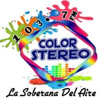 Logo de la radio Color Estéreo 103.7 & 104.0
