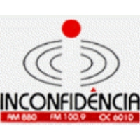 Logo of radio station Radio Inconfidencia 100.9 FM