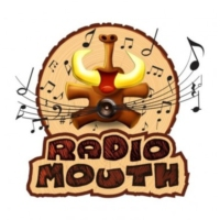 Logo of radio station Radio Mouth
