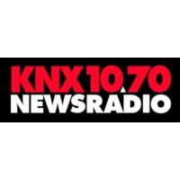 Logo of radio station KNX AM (Newsradio 1070)