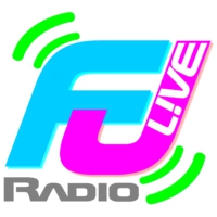 Logo of radio station FJLive