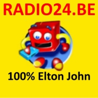 Logo of radio station radio 100% elton john