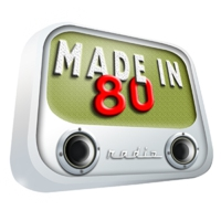 Logo de la radio Made in 80