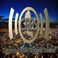 Logo of radio station CRBS - QUIEREME BOGOTA STEREO