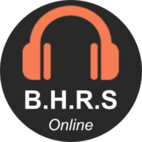 Logo of radio station Borders Hospital Radio Service