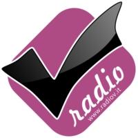Logo of radio station Radio V Sondrio