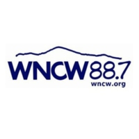 Logo of radio station WNCW 88.7