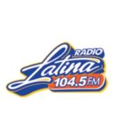 Logo of radio station Radio Latina 104.5