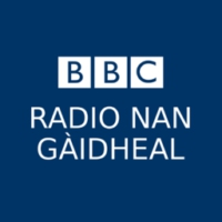 Logo of radio station BBC Radio nan Gaidheal