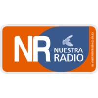 Logo of radio station Nuestra Radio Cristiana