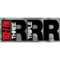 Logo of radio station Triple R