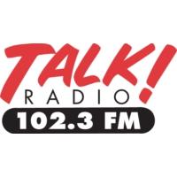 Logo of radio station WKXJ Talk Radio 102.3
