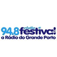 Logo de la radio Rádio Festival 94.8