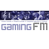 Logo of radio station Not GamingFM