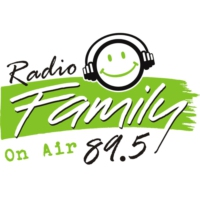 Logo of radio station Radio Family 89.5
