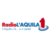 Logo of radio station Radio L'Aquila 1