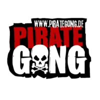 Logo of radio station Pirate Gong