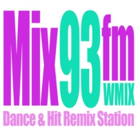 Logo of radio station Mix93fm