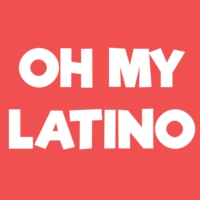 Logo of radio station OhMylatino