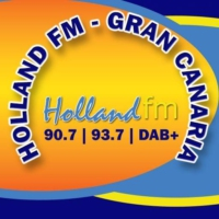 Logo de la radio Holland FM 90.7 Gran Canaria