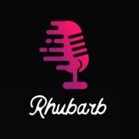 Logo de la radio Rhubarb
