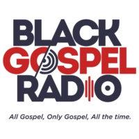 Logo of radio station Black Gospel Radio