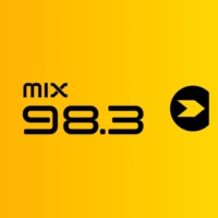 Logo of radio station WRTO-FM Mix 98.3