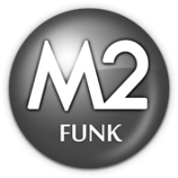 Logo of radio station M2 FUNK