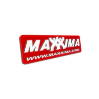 Logo of radio station maXXima