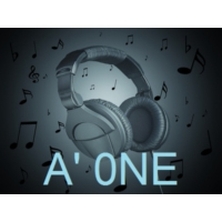 Logo of radio station A'0ne hands up