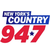 Logo of radio station New York's Country 94.7