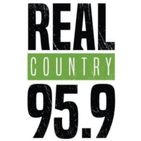 Logo of radio station CKSA-FM Real Country 95.9
